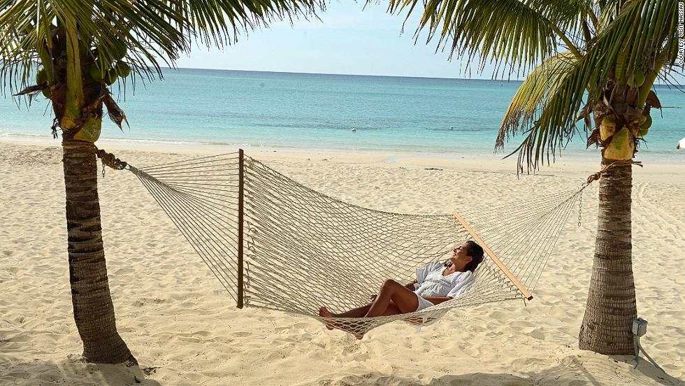 6. Cabbage Beach, Isla Paraíso, Bahamas