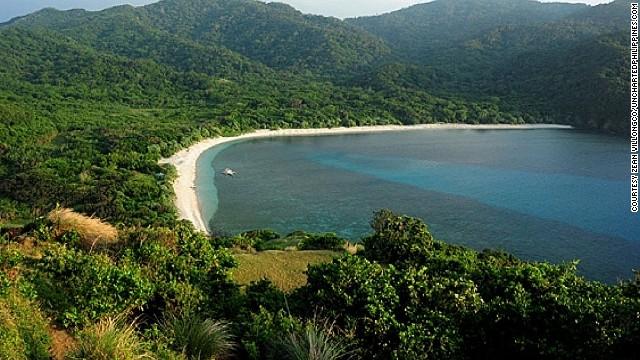 10. Palaui Island, Cagayan Valley, Philippines