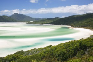 11. Whitehaven Beach, Queensland, Australia
