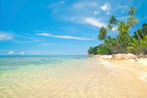 13. Pulau Perhentian Kecil, Malasia