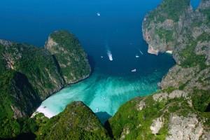 19. Maya Bay, Ko Phi Phi, Tailandia
