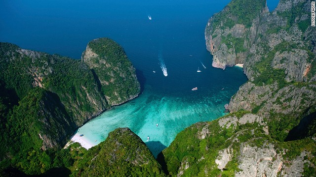 19. Maya Bay, Ko Phi Phi, Thailand