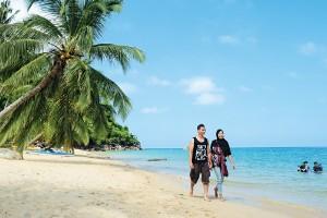 21. Juara Beach, Isla Tioman, Malasia