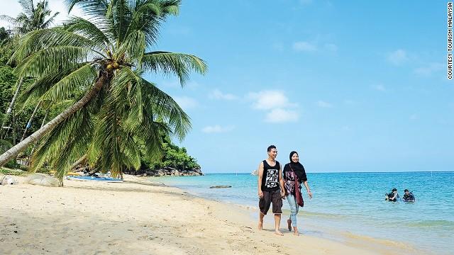 21. Juara Beach, Tioman Island, Malaysia
