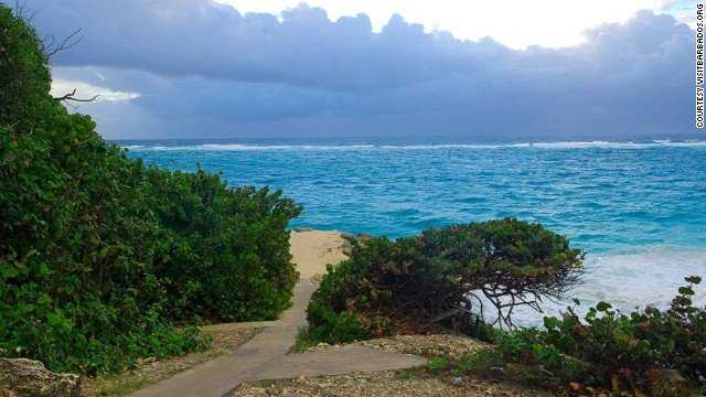 23. Crane Beach, Barbados