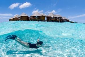 25. Sun Beach Island, Maldivas