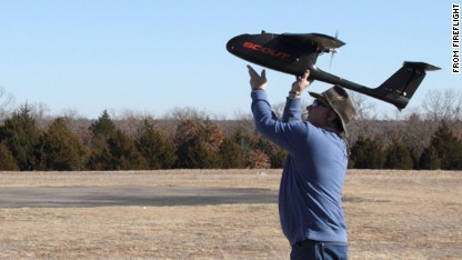 Drones: The future of disaster response