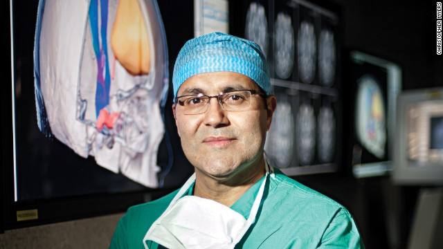 Dr. Alfredo Quinones-Hinojosa entered the United States by literally hopping over a fence. Today, he is a neurosurgeon at Johns Hopkins School of Medicine.