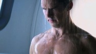 Cumberbatch had a 'Star Trek' shower scene?