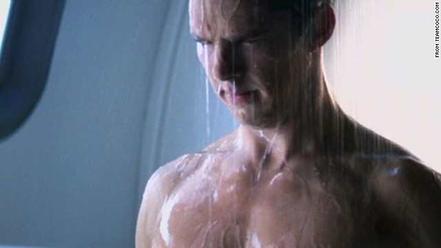 J.J. Abrams offers up 'Into Darkness' shower scene