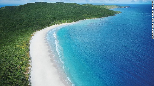 76. Flamenco Beach, Puerto Rico