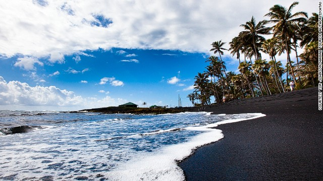 70. Punalu'u, Hawaii, United States