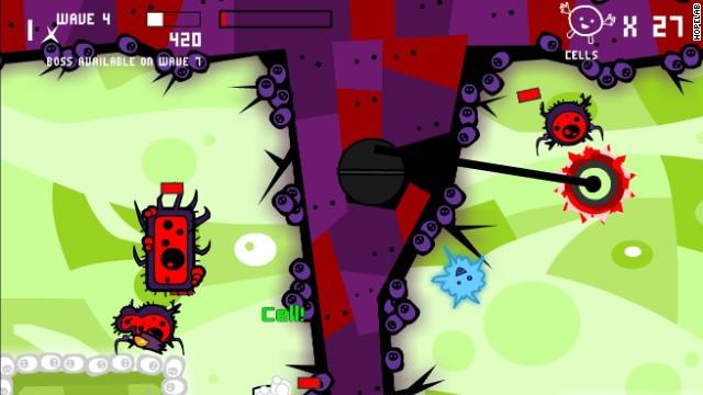 Un videojuego intenta ayudar a los jóvenes a pelear contra el cáncer