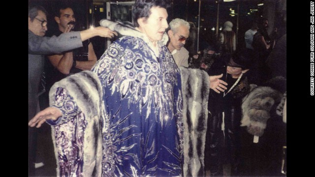 \'One of a kind\': What Liberace wore