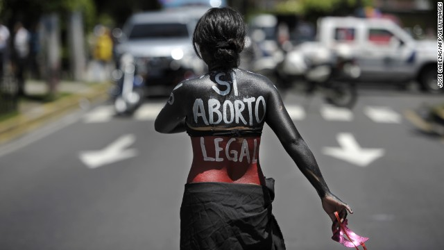 Abortion in El Salvador