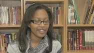 Homeless teen graduates as valedictorian