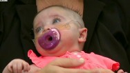 Clinically dead mother gives birth to baby girl