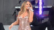 Mariah Carey's dress drama on 'GMA'