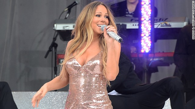 Mariah Carey's mix-up, and more news to note