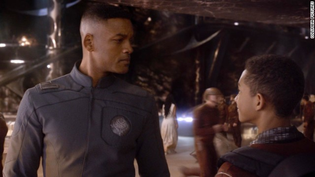 "So much for Will Smith's summer magic touch. ""After Earth,"" with his son Jaden, cost $130 million but made only $61 million domestically. Overseas, Smith is still a big draw: The film earned $183 million in other countries."