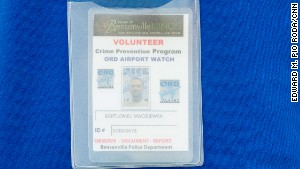 While spotting, members must carry their police-issued ID cards with them and wear their official orange vests.