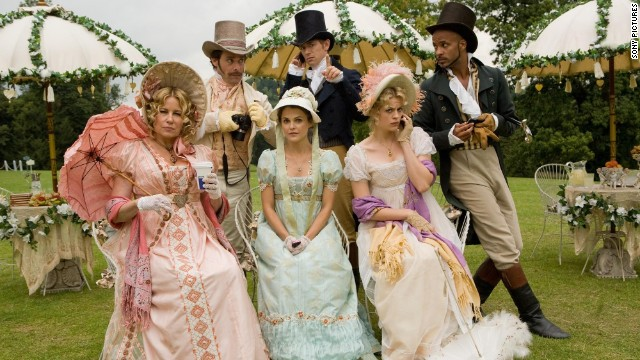 """Keri Russell stars as a Jane Austen fanatic in """"Austenland,"""" which opens today along with """"Kick-Ass 2,"""" """"The To Do List,"""" """"Paranoia"""" and """"Prince Avalanche."""""""