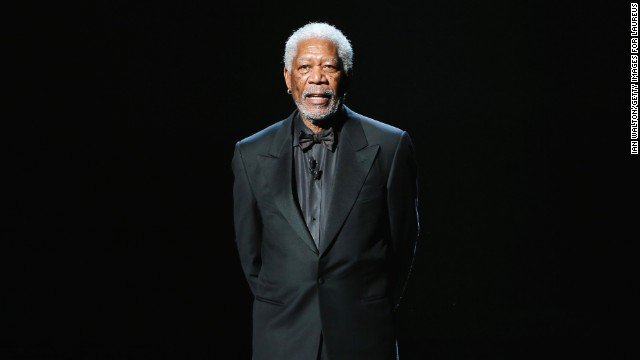 Why Morgan Freeman won't be seeing '12 Years A Slave'