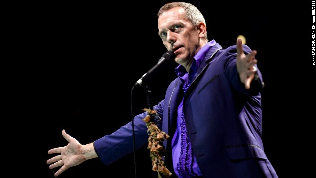 "British actor Hugh Laurie, known for his lead role on the medical drama ""House,"" confirmed his atheism in a 2007 interview with The Sunday Telegraph. ""I don't believe in God,"" he said, ""but I have this idea that if there were a God, or destiny of some kind looking down on us, that if he saw you taking anything for granted, he'd take it away."""