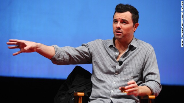 "Seth MacFarlane, creator of the animated series ""Family Guy,"" has become vocal about his atheism. Asked about it in a 2009 interview with Esquire, he said: ""It's like the civil-rights movement. There have to be people who are vocal about the advancement of knowledge over faith."""