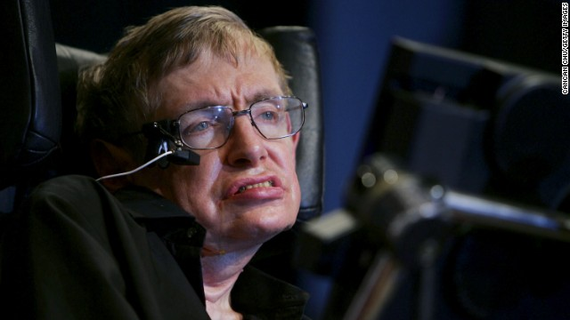 "In his book ""The Grand Design,"" theoretical physicist Stephen Hawking asserts that God did not create the universe. ""Spontaneous creation is the reason why there is something rather than nothing, why the universe exists, why we exist,"" he wrote. ""It is not necessary to invoke God to light the blue touch paper and set the universe going."""