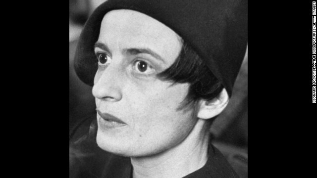"Ayn Rand, author of ""The Fountainhead"" and ""Atlas Shrugged,"" was an atheist and an opponent of religion. In her book ""The Voice of Reason"" she criticized President Ronald Reagan and his administration for trying ""to take us back to the Middle Ages, via the unconstitutional union of religion and politics."" She died in 1982 at age 77."