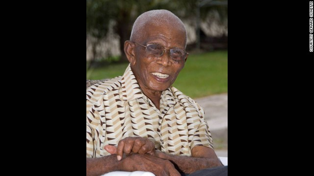 "James Sisnett was born on February 22, 1900, in Barbados. He made it to 113. He worked as a blacksmith, a sugar factory worker and a farmer before retiring at age 70. His longevity made him a local celebrity. His only real health challenge toward the end of his life was hearing loss. He died ""peacefully in his sleep at home"" in May 2013."