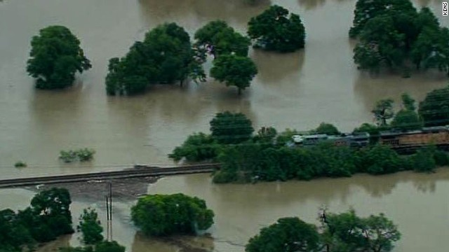 2 dead in severe San Antonio flooding