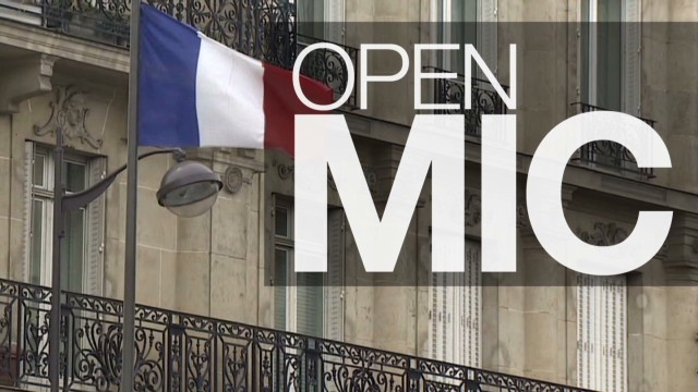 Open Mic France same-sex marriage