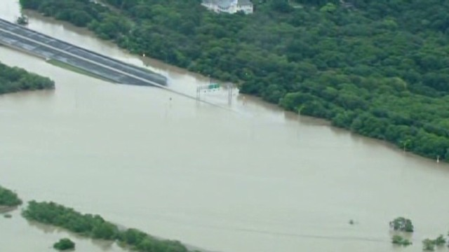 See severe flooding in South Texas
