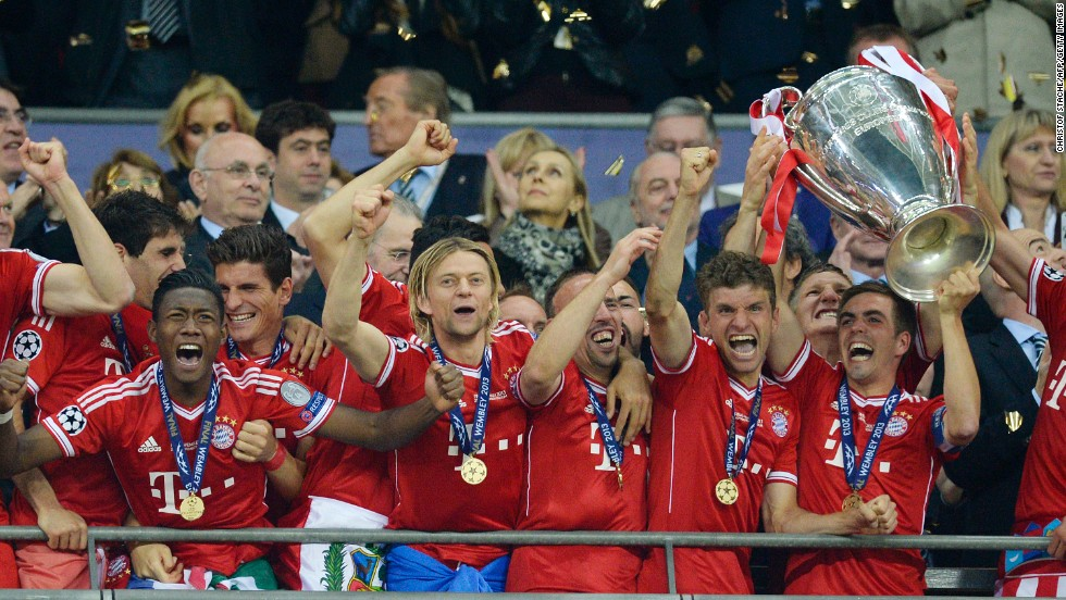 champions league finale bayern