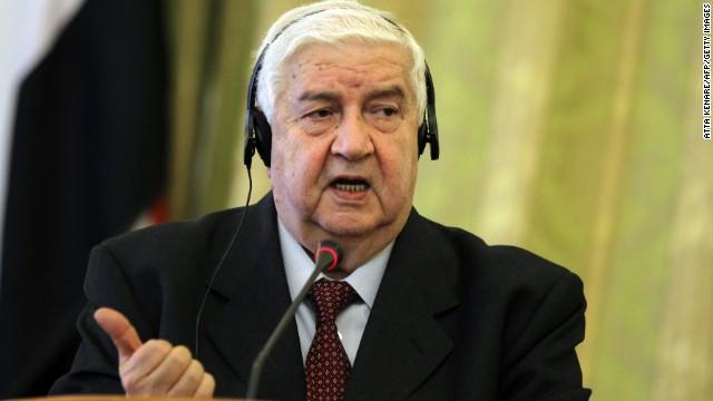 """Siria accede """"en principio"""" a asistir a conferencia de paz en Ginebra"""