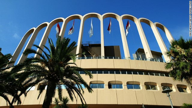 Monaco play at the Stade Louis II. However the club have historically struggled to attract large attendances. Even when Monaco reached the Champions League final in 2004, the club's average domestic gate that season was just 10,394.