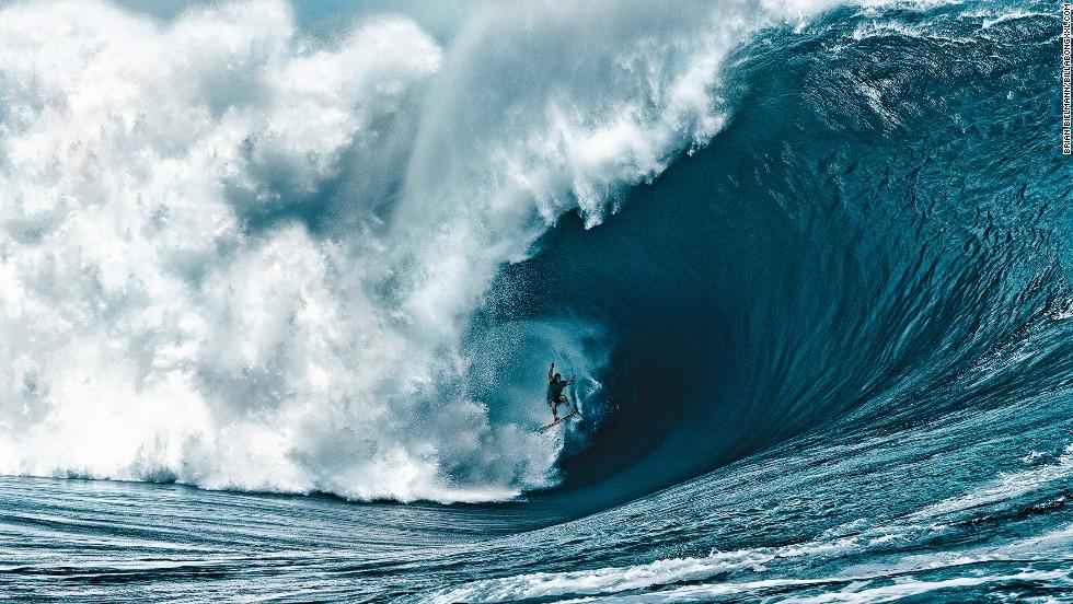 Las olas más grandes del mundo para surfear