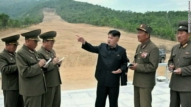 North Korea media reports said Kim Jong Un provided guidance on how to build the ski resort.