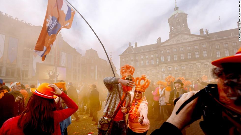 No. 4 - Holanda