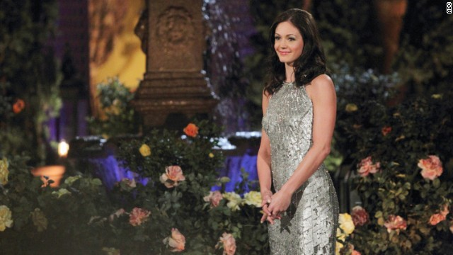 'Bachelorette' Desiree meets her suitors