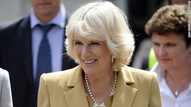On May 27, 2013, Camilla, Duchess of Cornwall, began her first official solo trip abroad. Her two-day trip to Paris is in support of the homeless charity Emmaus, of which she is a patron.