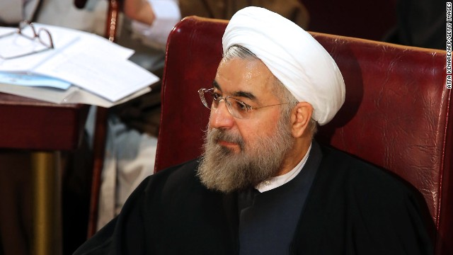 Rouhani feels limits of office