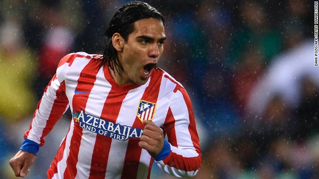 Prior to joining Monaco, Falcao played for Atletico Madrid, where he scored 35 goals in 46 league games.