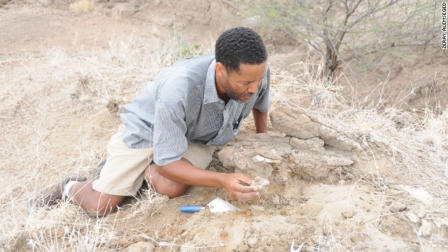Selam was discovered by Ethiopian scientist Zeray Alemseged in December 2000 in the East African country's Dikika region.
