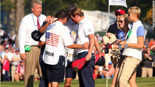 Fairway to Heaven: God's golfers