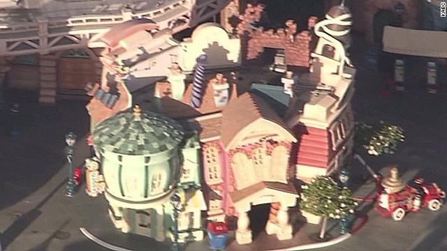 Arrestan a un empleado de Disney relacionado con una explosión en el parque