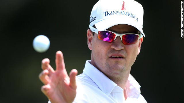 "Zach Johnson has spoken openly about his faith and believes it has played a key role in his life both on and off the course. ""I feel blessed and lucky that I can play this sport. It's a job -- that's crazy -- but I will never forget my number one priority and that's him."""