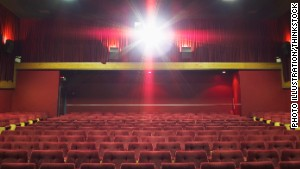 In most theaters today you can no longer hear the ticking rumble of a projector, often audible in the back rows.